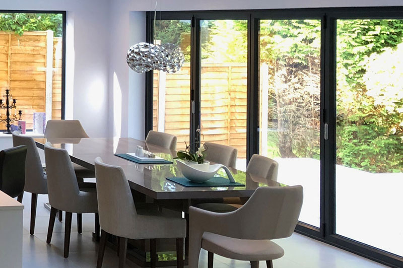 Camberley Family Home Extension